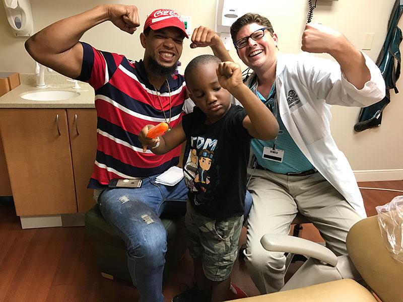 Meet Dr  Landon | Cavity Commando's Dentistry for Kids